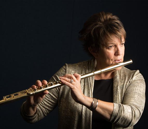 Holly Hofmann - Jazz Flute ::